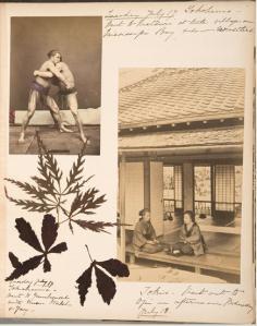 Isabella Gardner Scrapbook Pg