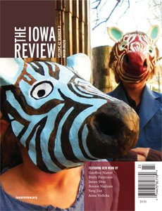 The Iowa Review Cover