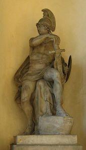 Statue Mars