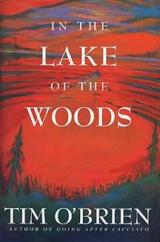In the Lake of the Woods by Tim O'Brien is my all-time favorite suspense novel.